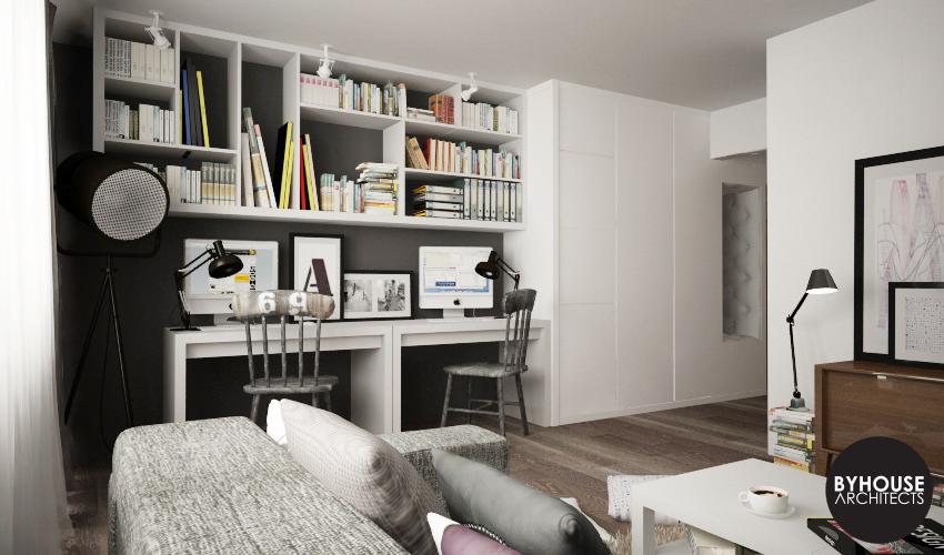 byhouse architects projektowanie wnetrz białystok warszawa