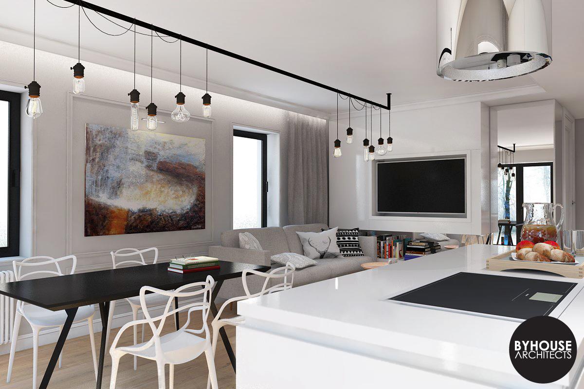 4 byhouse architects projektowanie wnetrz styl skandynawski bialystok