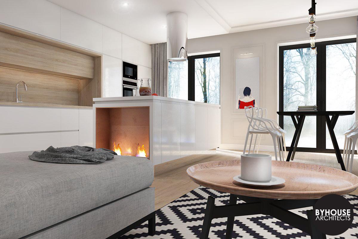 5 byhouse architects projektowanie wnetrz styl skandynawski bialystok
