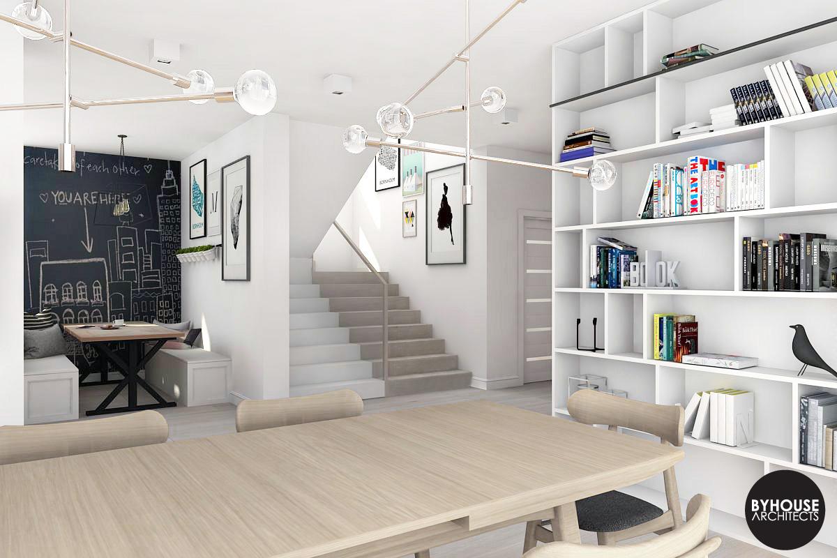 4A byhouse architects projektowanie wnetrz bialystok
